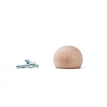 Wooden 3/4 Sphere Güllich (9) (2) - Holds.fr