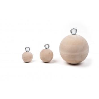 Wooden Exballs Güllich (20 cm) (2) - Holds.fr
