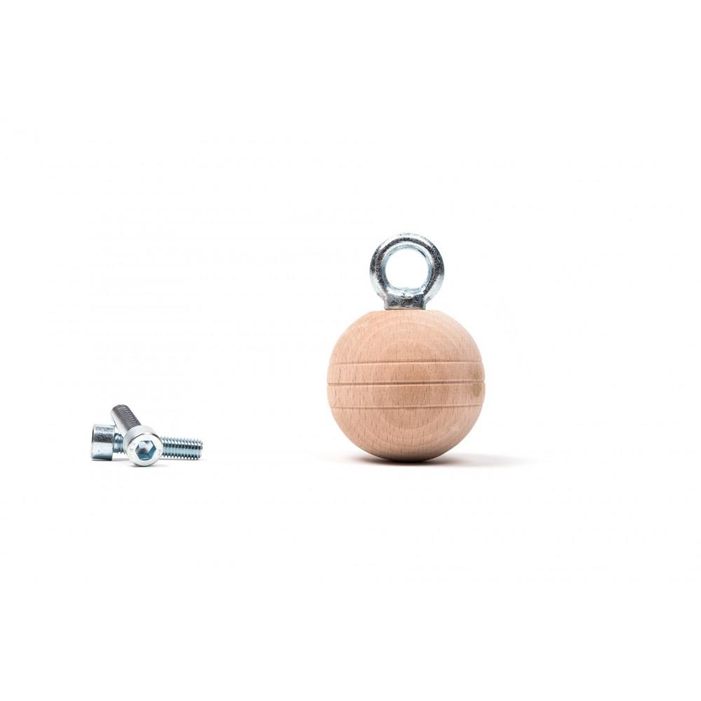 Wooden Exballs Güllich (la paire - 8 cm)