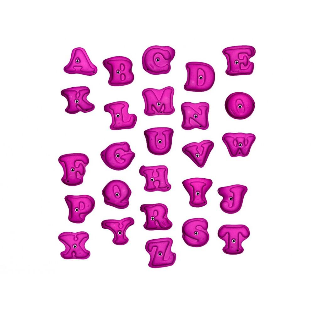 Alphabet (upper case)