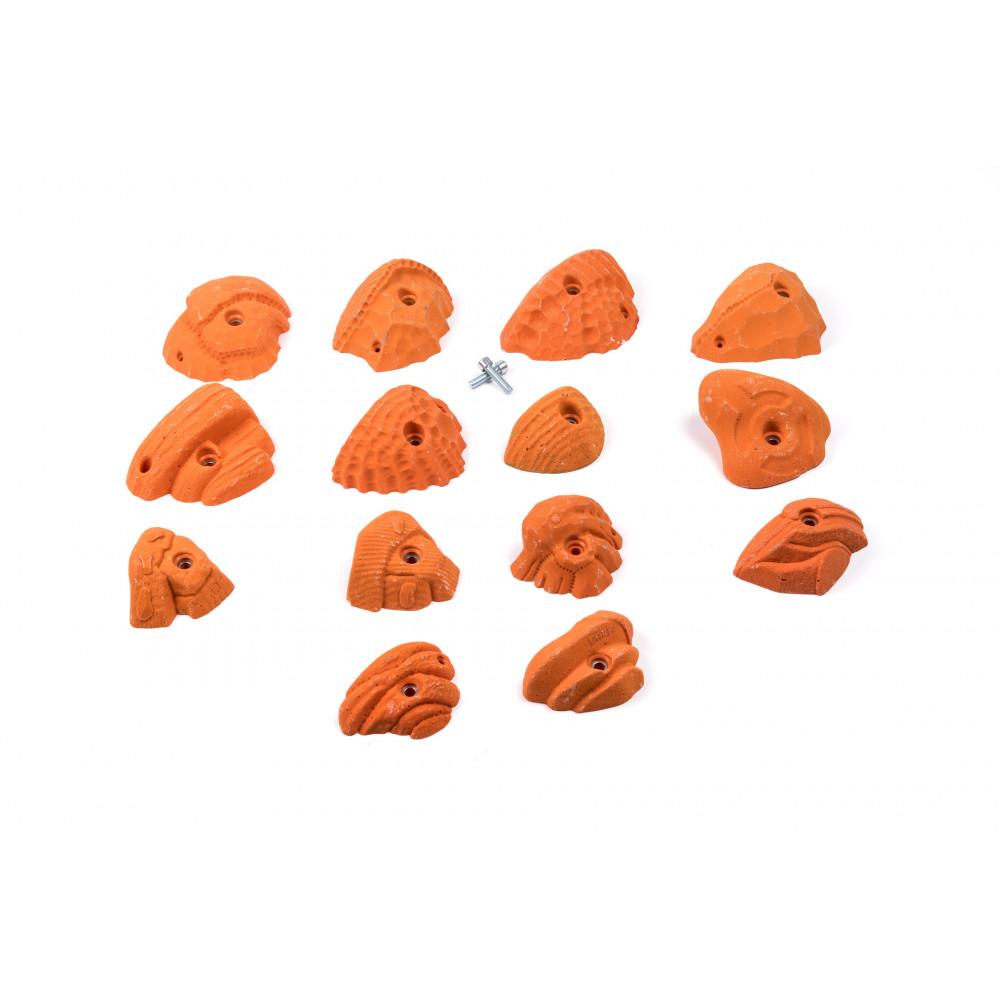 Pack Orange 05ORA04 / 14 prises