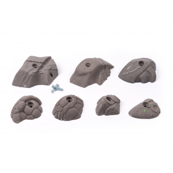 Pack Gris 06GRY02 / 7 prises
