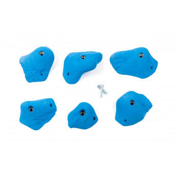 Pack Bleu 017BLU02 / 6 prises
