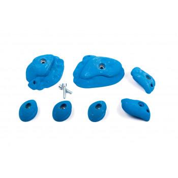 Pack Bleu 034BLUPE01 / 7 prises (2) - Holds.fr